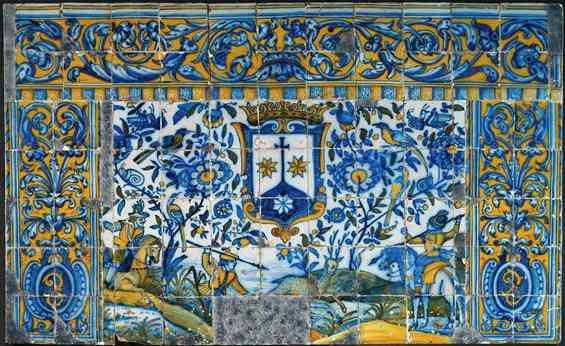 Museu dos azulejos em lisboa 40 forever for Casa dos azulejos lisboa