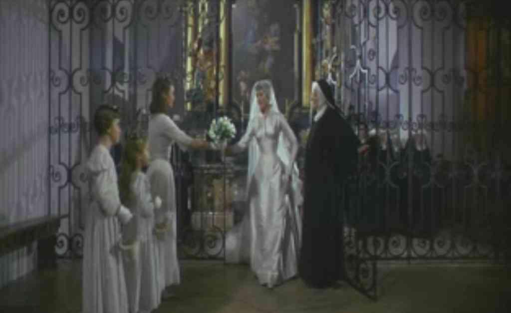 Sound Of Music Maria Wedding Dress 1024 627 40 Forever
