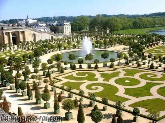 Os magnificos jardins de le n tre 40 forever for Jardin de versalles