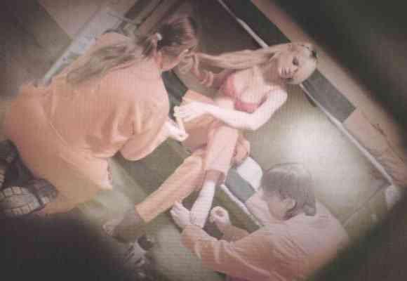 Paris Hilton se produzindo na cadeia.