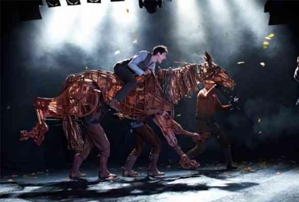 Na hora da cavalgada de com é difícil segurar a emoção!