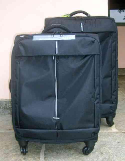 Amo estas malas: São sólidas, leves, práticas!