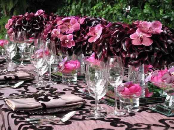 Outra mesa linda de almoço!