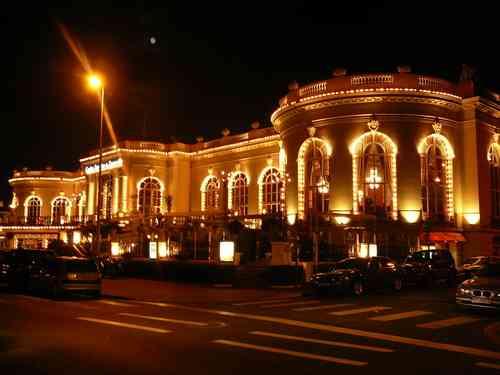 O Casino de Deauville