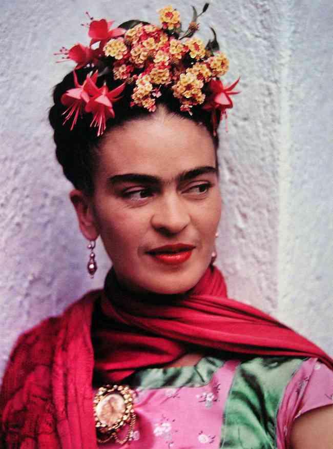 Frida Kahlo mulher latino americana