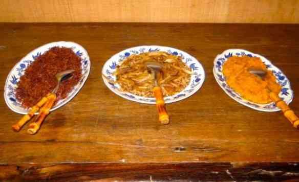 Servi com quebebe de abóbora e arroz de lentilha! Trio de ouro da gastrô brasileira...