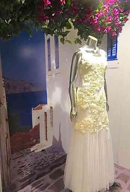 Outra das lindas vitrines com o Glória Coelho e o décor da craque Maria Amir!