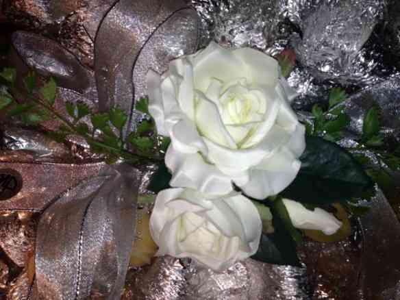 Adoro esta rosa que enfeitam suas bandejas: nostalgia na veia!