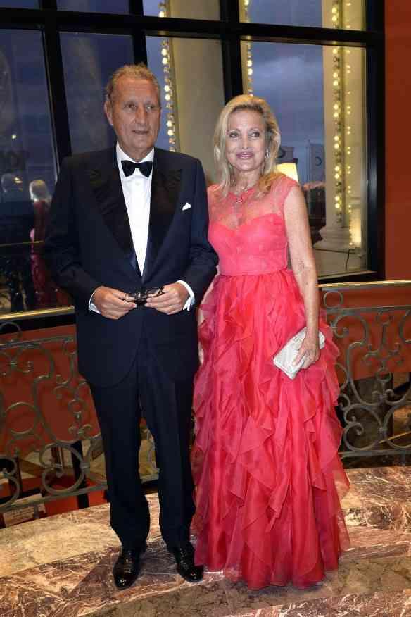 Gerard e Sylvia de Waldner