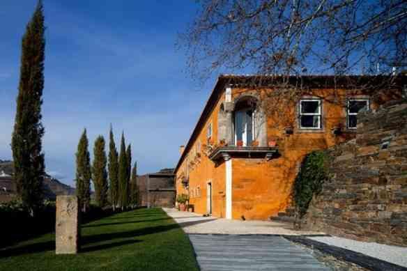 O charme do hotel Quinta do Vallado!