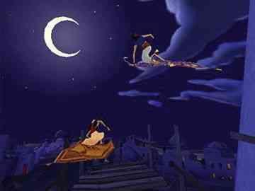 """Me senti como Aladim, versão """"safe"""": em vez de voar eu andava em terra firme!"""