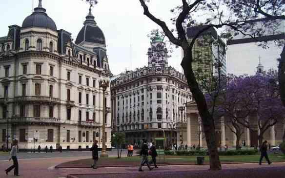 A européia Buenos Aires!