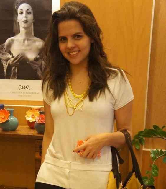 Nossa blogueira convidada de hoje, Isabela Valente: sempre linda e chic, amo!