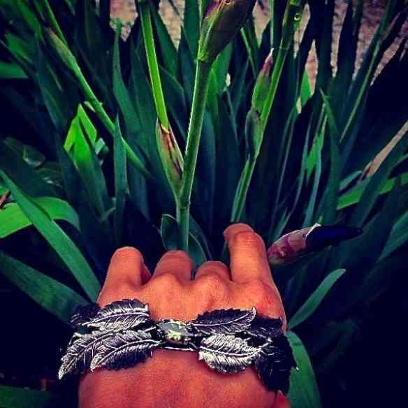 E esta pulseira?! In love...