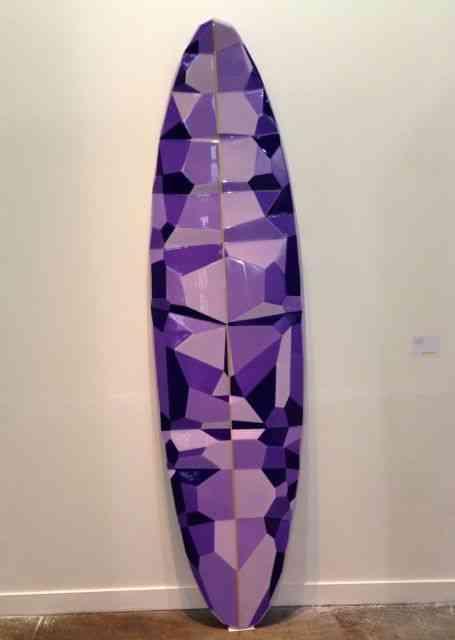 Irresistível esta prancha/escultura by Tiago Carneiro da Cunha!