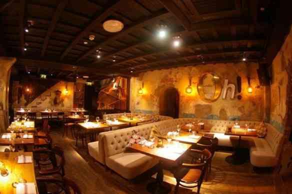 O badalado restaurante mexicano em Londres, La Botega Negra: aconchegante!