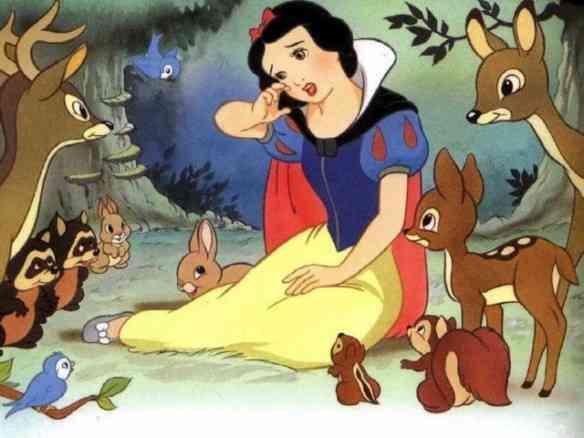 A musa da minha infância: Branca de Neve!