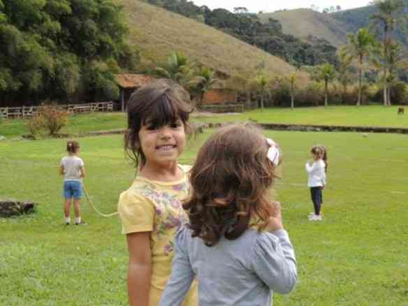 Crianças e natureza: o melhor dos encontros!