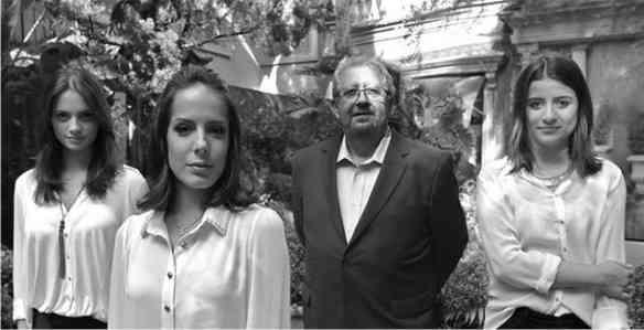 Eis os maravilhosos mentores do UMIMO: Marcella Affonso, Pilar Guillon Liotti, Silvio Passarelli e Manuela Garcia!