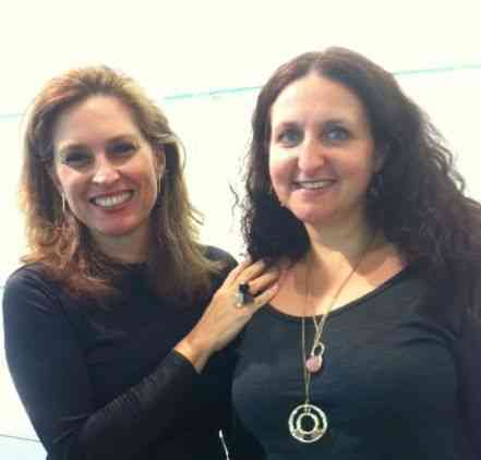 Adriana e Yael: uma dupla perfeita!