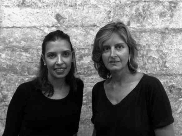 As sócias Elaine Fachetti e Anna Backheuser comandam com esmero o maravilhoso Ateliê de Arquitetura!