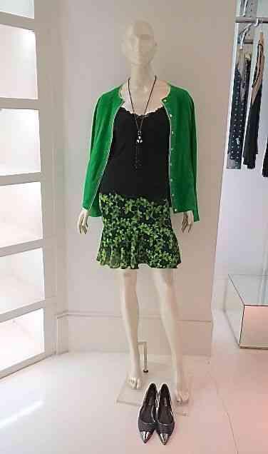 Amoooo verde esmeralda... nesta versão então é demais!