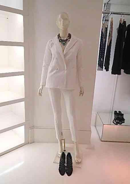 Terninho branco é um must have em qualquer closet que se preze...
