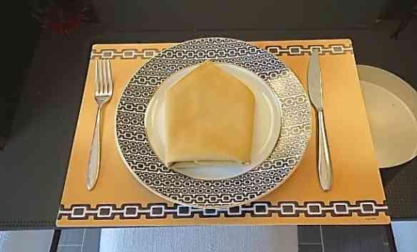 Vejam um dos pratos de Francesca em ação, enfeitando a mesa do lindo restaurante da Casa Cor, décor da Joy!