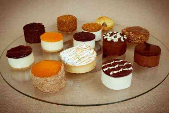 Mini Tortas variadas