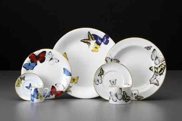 Coleção Borboletas: Desta vez quem assina o deslumbrante desenho é Leli de Orleans e Bragança