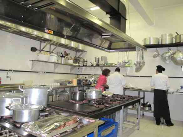 Outro ponto de vista, a mesmíssima cozinha!