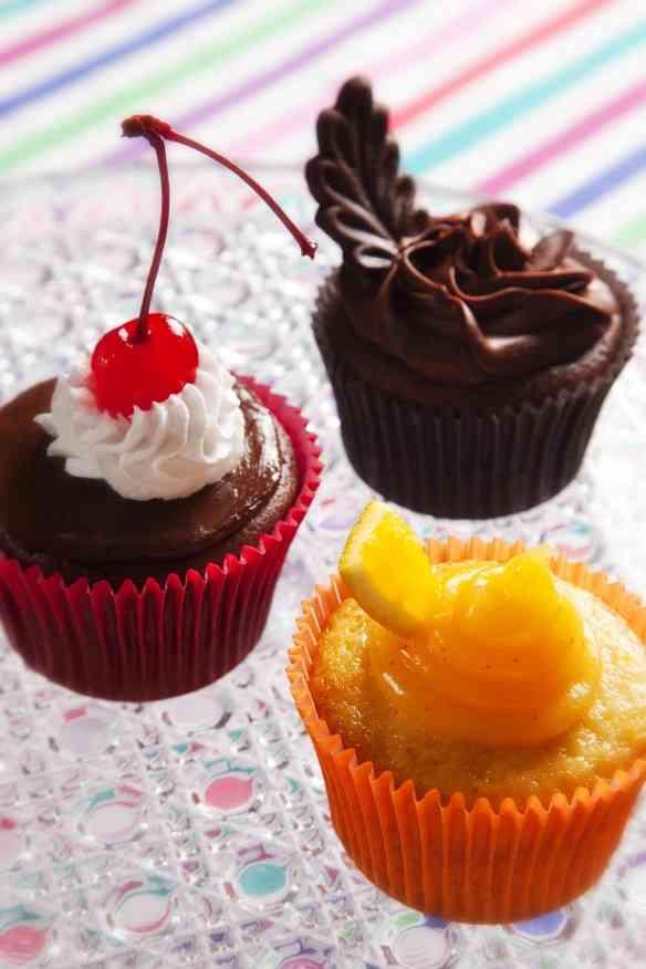 Cupcakes Beto Pêgo