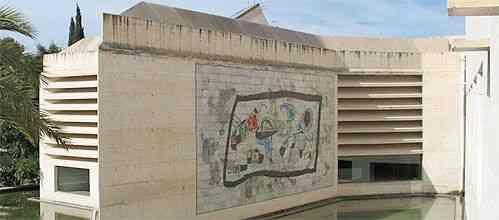 A bacanérrimo fundação Joan Miró: imperdível!