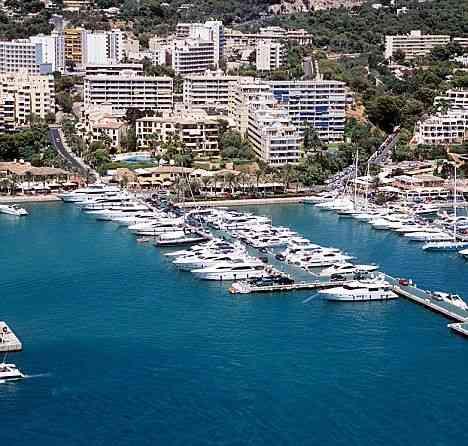 Puerto Portals, Mallorca!