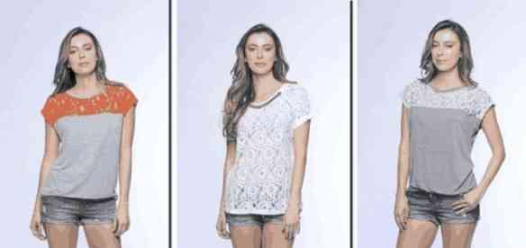 Estas são lindas pra complementar looks: tenho a de renda branca do meio… Uso sem parar!