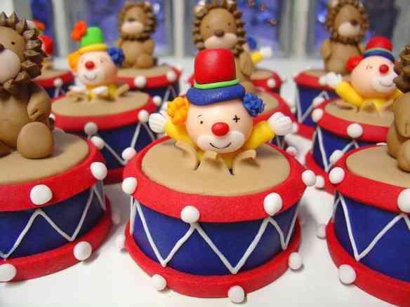 Circo - pães de mel