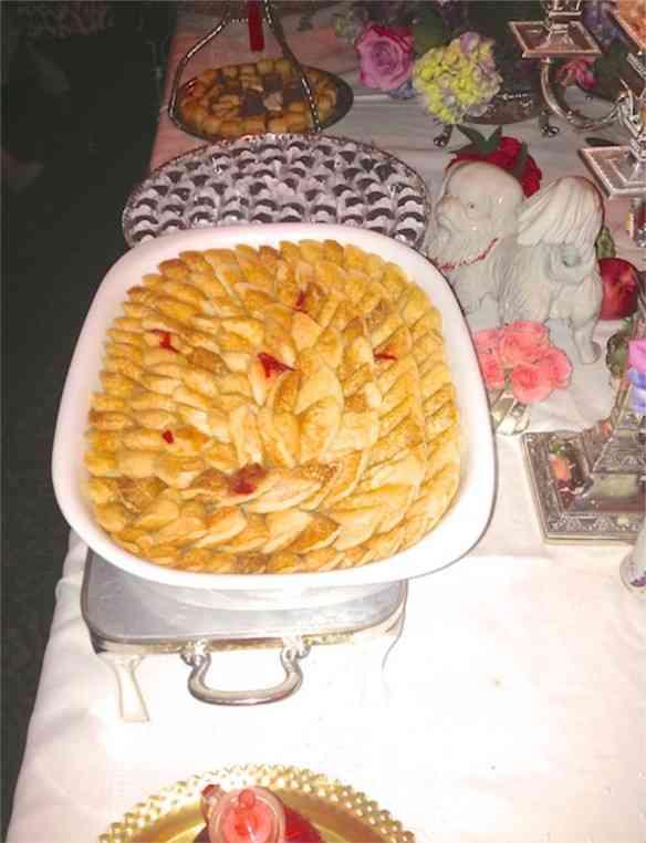 Ataif  divino e leve como uma pluma: minha sobremesa predileta em se falando de oriente!