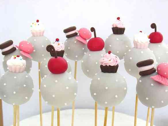candies - popcakes