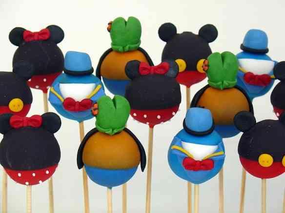 disney - popcakes