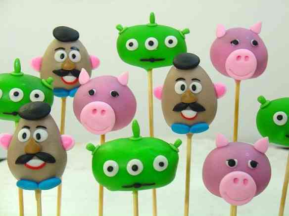 toy story - popcakes