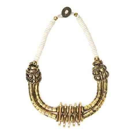 Que tal este colar? Coringa de ouros...