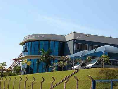 Hospital do Câncer em Barretos.