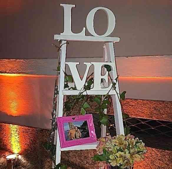 Sempre o ar de recanto caseiro: adoro!