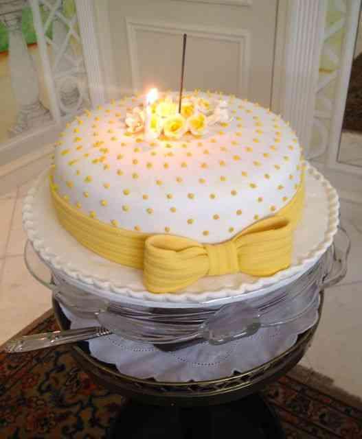 A cereja do bolo... Redundância mesmo, mas ele não é lindo? Conto tudo num outro post!