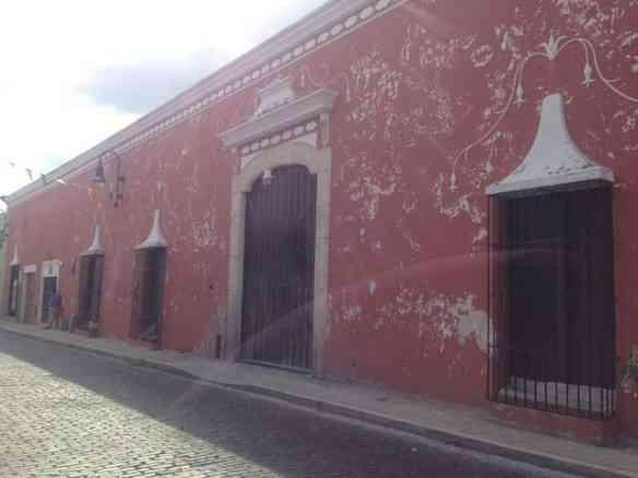 Flanando em Mérida.