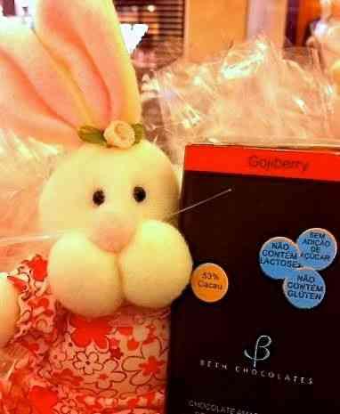 Vejam que fofo o da craque Beth Chocolate: Tem no Shopping Leblon!