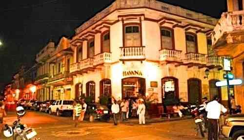 Café Havana.