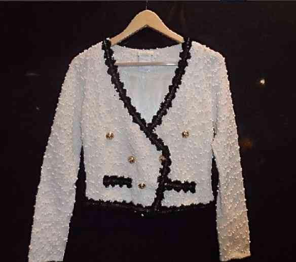 Inspiração Chanel que tanto amo! Chic forever...