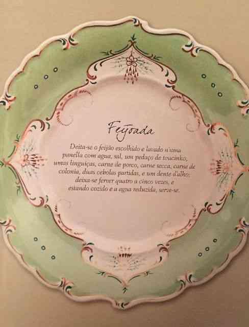 """Fecho com a receita de nossa eterna """"Feiloada"""", versão século XIX!"""