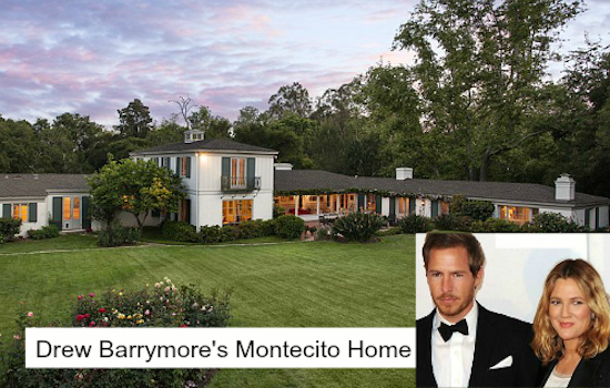 Drew-Barrymores-house-Montecito-CA-500